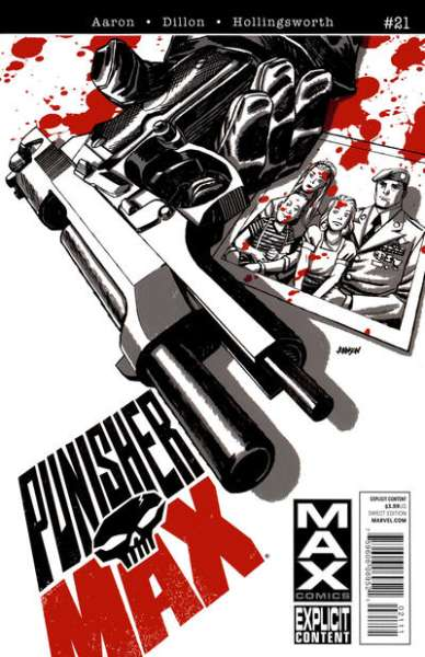 Punishermax #21 Comic Books - Covers, Scans, Photos  in Punishermax Comic Books - Covers, Scans, Gallery