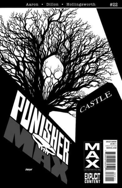 Punishermax #22 comic books for sale