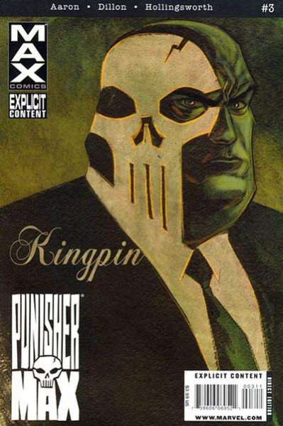 Punishermax #3 comic books for sale