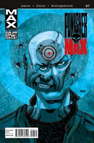 Punishermax #7 comic books - cover scans photos Punishermax #7 comic books - covers, picture gallery