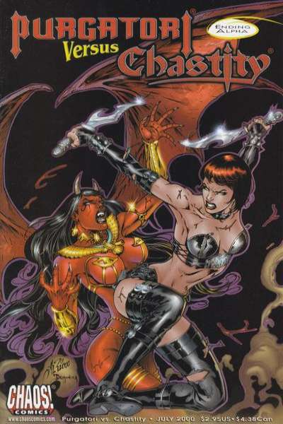 Purgatori #1 comic books for sale