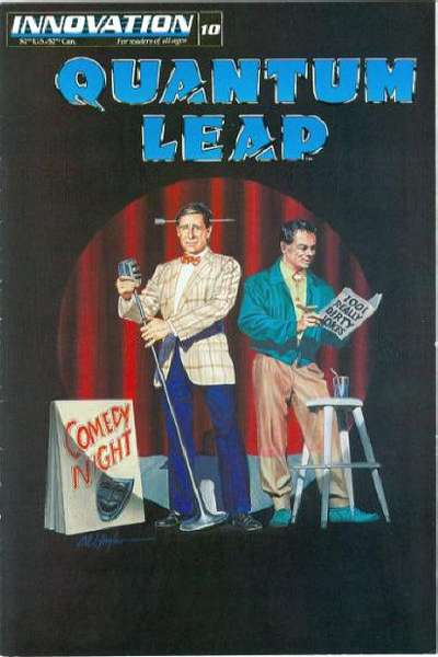 Quantum Leap #10 comic books for sale
