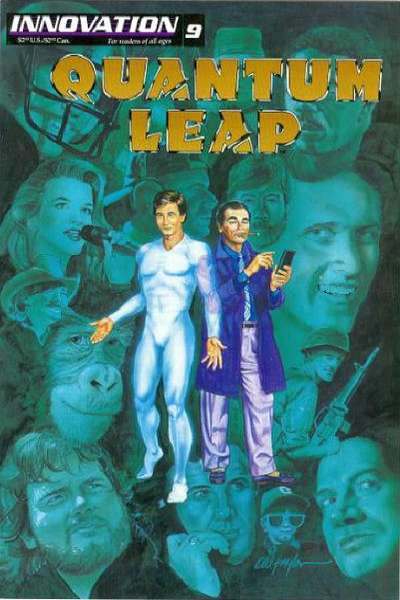 Quantum Leap #9 comic books for sale