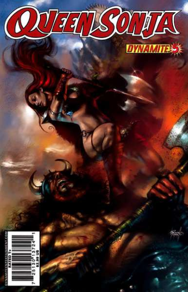 Queen Sonja #5 comic books for sale