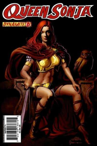 Queen Sonja #6 Comic Books - Covers, Scans, Photos  in Queen Sonja Comic Books - Covers, Scans, Gallery
