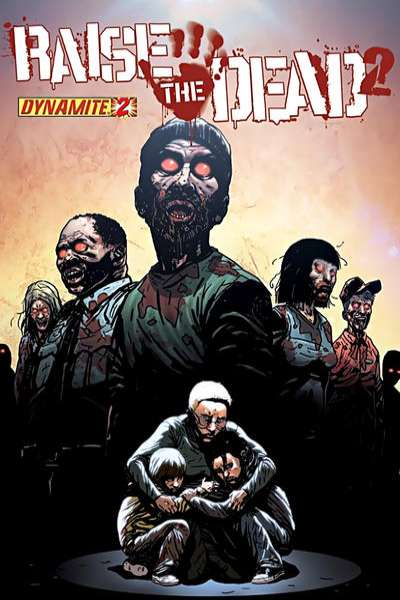 Raise the Dead 2 #2 comic books - cover scans photos Raise the Dead 2 #2 comic books - covers, picture gallery