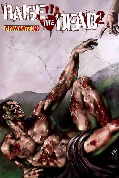 Raise the Dead 2 #4 comic books for sale