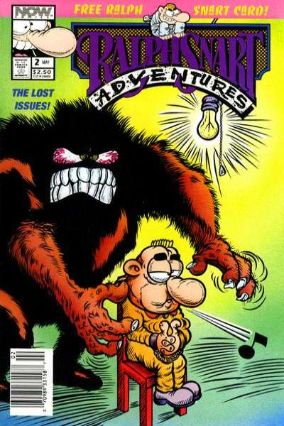 Ralph Snart: The Lost Issues #2 Comic Books - Covers, Scans, Photos  in Ralph Snart: The Lost Issues Comic Books - Covers, Scans, Gallery
