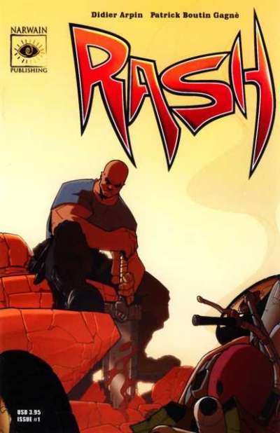 Rash comic books