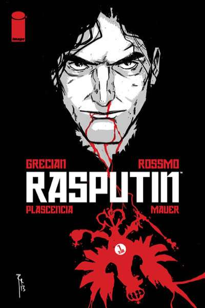 Rasputin Comic Books. Rasputin Comics.