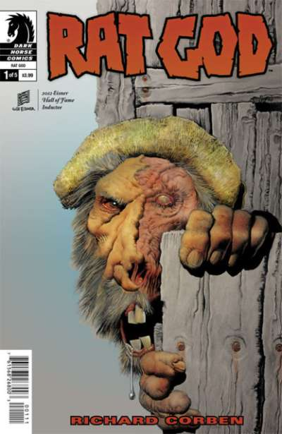 Rat God Comic Books. Rat God Comics.