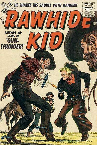 Rawhide Kid #11 comic books for sale