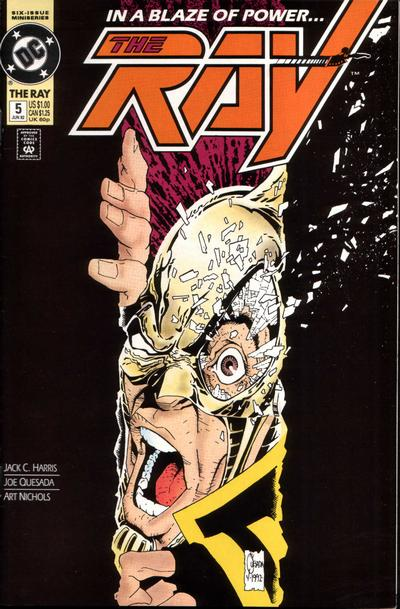 Ray #5 comic books for sale