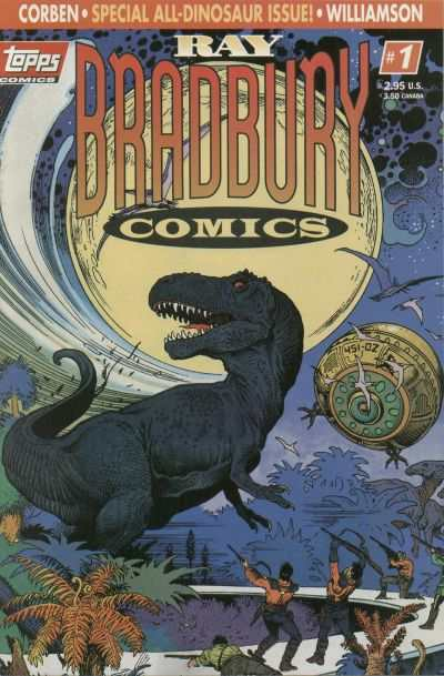 Ray Bradbury Comics #1 comic books - cover scans photos Ray Bradbury Comics #1 comic books - covers, picture gallery