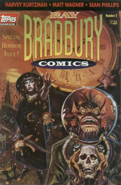 Ray Bradbury Comics #2 Comic Books - Covers, Scans, Photos  in Ray Bradbury Comics Comic Books - Covers, Scans, Gallery