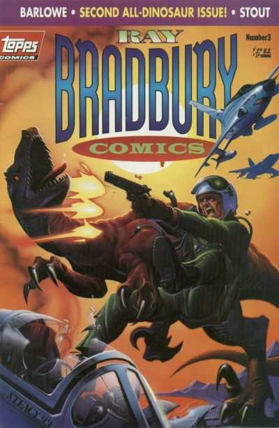 Ray Bradbury Comics #3 comic books for sale