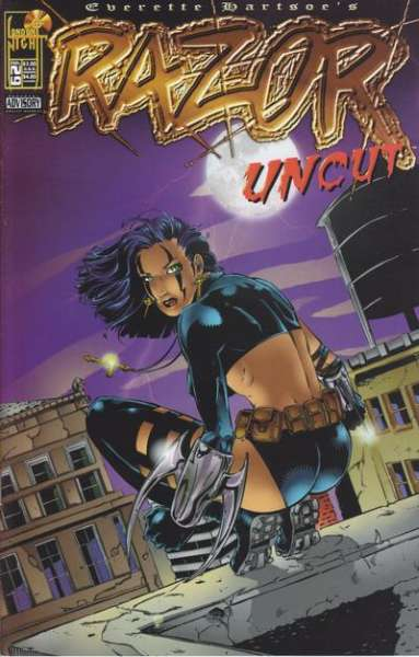 Razor: Uncut #29 comic books for sale