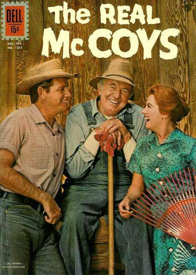 Real McCoys #4 comic books - cover scans photos Real McCoys #4 comic books - covers, picture gallery