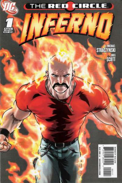 Red Circle: Inferno #1 comic books for sale