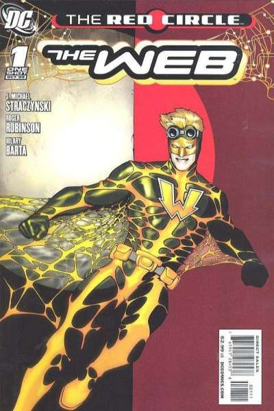 Red Circle: The Web #1 comic books for sale