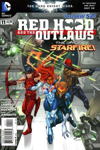 Red Hood and the Outlaws #11 Comic Books - Covers, Scans, Photos  in Red Hood and the Outlaws Comic Books - Covers, Scans, Gallery