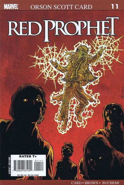 Red Prophet: The Tales of Alvin Maker #11 Comic Books - Covers, Scans, Photos  in Red Prophet: The Tales of Alvin Maker Comic Books - Covers, Scans, Gallery