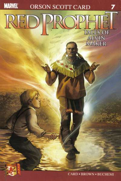 Red Prophet: The Tales of Alvin Maker #7 comic books for sale