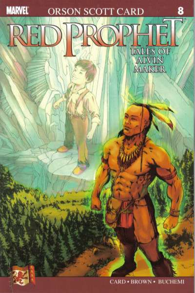 Red Prophet: The Tales of Alvin Maker #8 comic books for sale