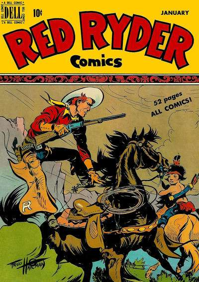 Red Ryder Comics #78 Comic Books - Covers, Scans, Photos  in Red Ryder Comics Comic Books - Covers, Scans, Gallery