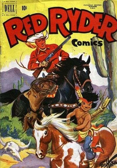 Red Ryder Comics #86 Comic Books - Covers, Scans, Photos  in Red Ryder Comics Comic Books - Covers, Scans, Gallery