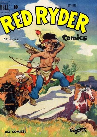 Red Ryder Comics #87 Comic Books - Covers, Scans, Photos  in Red Ryder Comics Comic Books - Covers, Scans, Gallery