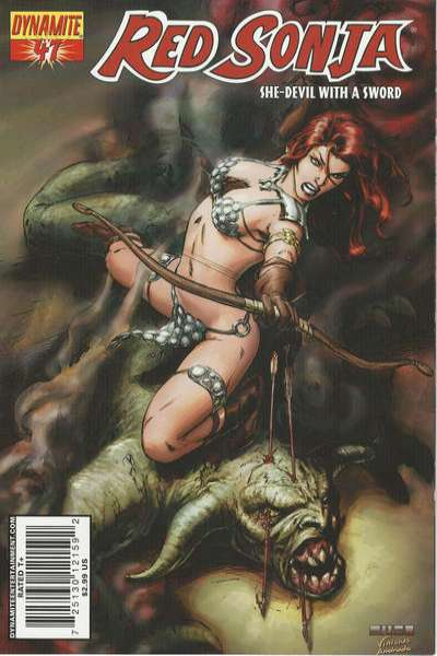 Red Sonja #47 comic books for sale