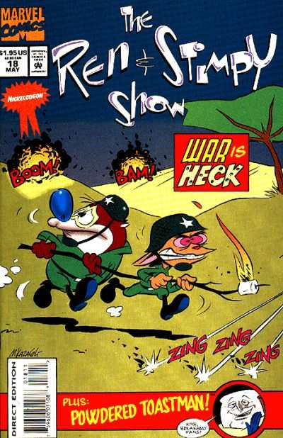 ren stimpy show comic books for sale buy old ren stimpy show