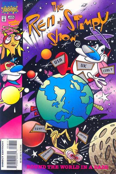 Ren & Stimpy Show #1 comic books for sale
