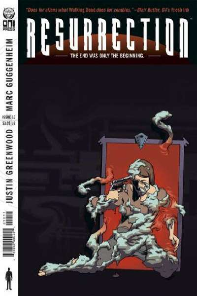 Resurrection #10 comic books for sale