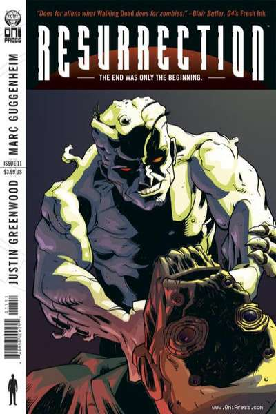Resurrection #11 comic books for sale