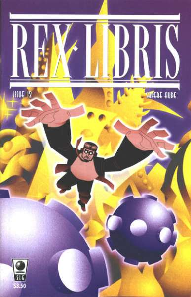 Rex Libris #12 Comic Books - Covers, Scans, Photos  in Rex Libris Comic Books - Covers, Scans, Gallery