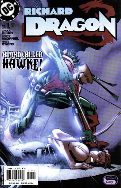 Richard Dragon #11 comic books - cover scans photos Richard Dragon #11 comic books - covers, picture gallery