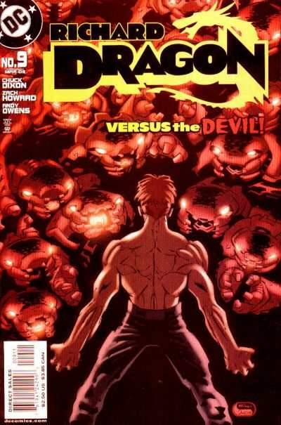 Richard Dragon #9 Comic Books - Covers, Scans, Photos  in Richard Dragon Comic Books - Covers, Scans, Gallery