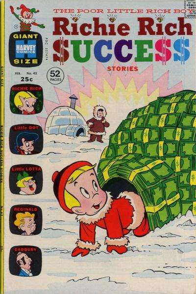 Richie Rich Success Stories #42 Comic Books - Covers, Scans, Photos  in Richie Rich Success Stories Comic Books - Covers, Scans, Gallery