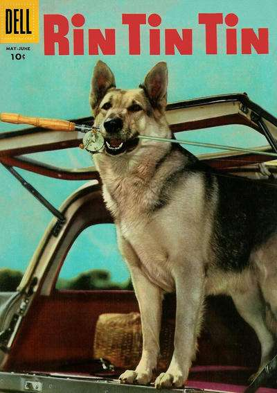 Rin Tin Tin #13 Comic Books - Covers, Scans, Photos  in Rin Tin Tin Comic Books - Covers, Scans, Gallery