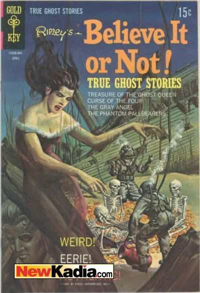 Ripley's Believe It or Not! #13 Comic Books - Covers, Scans, Photos  in Ripley's Believe It or Not! Comic Books - Covers, Scans, Gallery