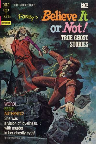 Ripley's Believe It or Not! #42 Comic Books - Covers, Scans, Photos  in Ripley's Believe It or Not! Comic Books - Covers, Scans, Gallery