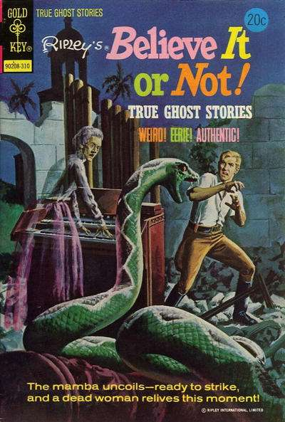 Ripley's Believe It or Not! #43 Comic Books - Covers, Scans, Photos  in Ripley's Believe It or Not! Comic Books - Covers, Scans, Gallery