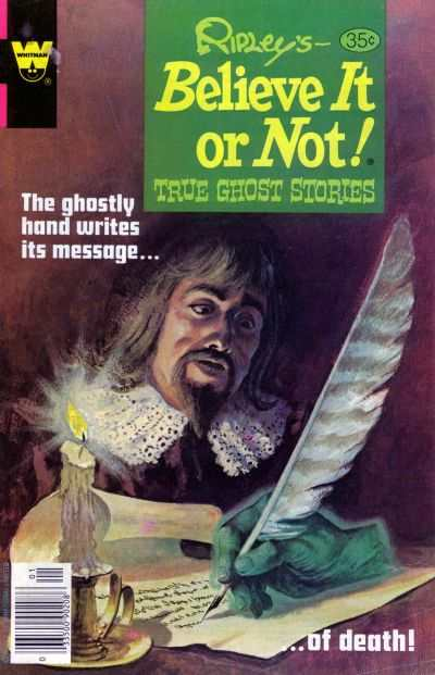Ripley's Believe It or Not! #85 comic books - cover scans photos Ripley's Believe It or Not! #85 comic books - covers, picture gallery