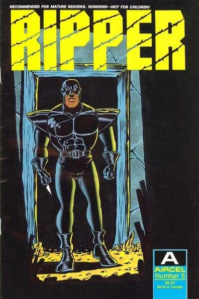 Ripper #5 comic books for sale