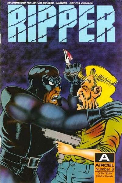 Ripper #6 comic books for sale