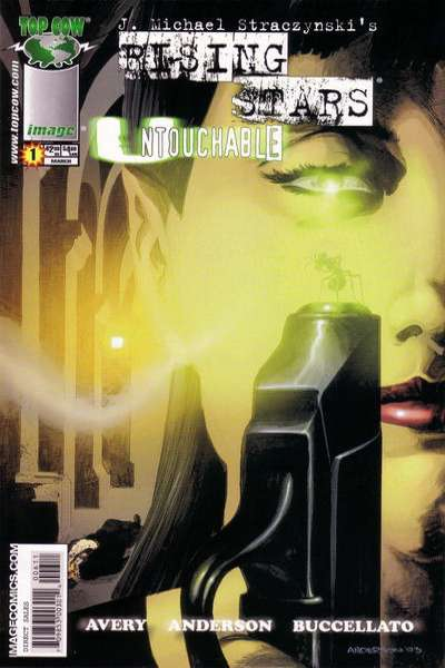 Rising Stars: Untouchable #1 comic books for sale