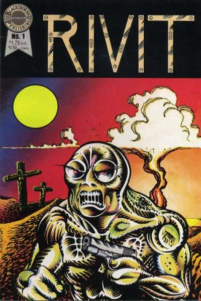 Rivit #1 comic books - cover scans photos Rivit #1 comic books - covers, picture gallery