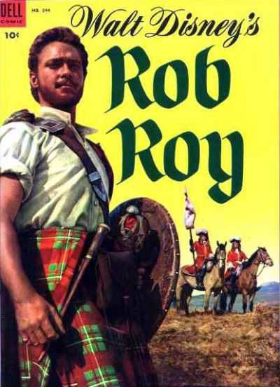 Rob Roy Comic Books. Rob Roy Comics.